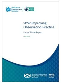 SPSP-IOP End of Phase Report